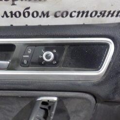 Обшивка двери передней левой (дверная карта) Volkswagen Touareg 2010-2018 7P1867013ABY0Y, 7P1867013APY0Y 2
