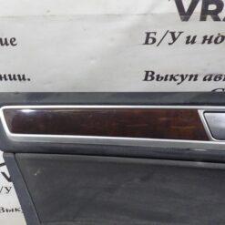 Обшивка двери передней левой (дверная карта) Volkswagen Touareg 2010-2018 7P1867013ABY0Y, 7P1867013APY0Y 1