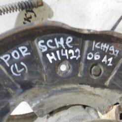 Кулак поворотный передний левый Volkswagen Touareg 2002-2010 7L0407257A 1