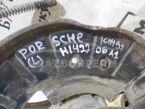 Кулак поворотный передний левый Volkswagen Touareg 2002-2010  7L0407257A