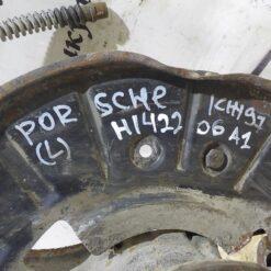 Кулак поворотный передний левый Volkswagen Touareg 2002-2010 7L0407257A 7