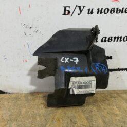 Дефлектор радиатора правый перед. Mazda CX 7 2007-2012  eh4456251