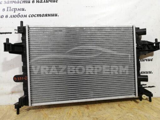 Радиатор основной перед. Opel Corsa C 2000-2006  24445161