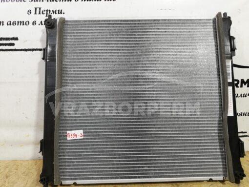Радиатор основной перед. Jac S5 2014-2017  1301100U1580