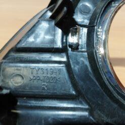 Окантовка ПТФ передней правой Toyota Camry V40 2006-2011 5203033030, 5203033010 2