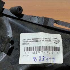 Окантовка ПТФ передней правой Mazda Mazda 3 (BK) 2002-2009 BN8P51680A 2