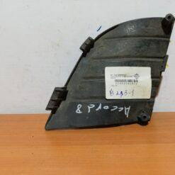 Решетка бампера переднего правая (без ПТФ) Honda Accord VIII 2008-2015 1
