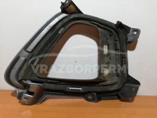 Окантовка ПТФ передней правой Kia Sorento Prime 2015>  86548c5000