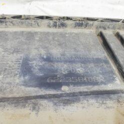 Пыльник бампера (защита) передний центр. Renault Kangoo 2008> 622358108R 4