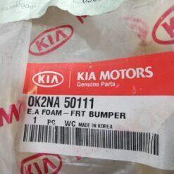 Наполнитель переднего бампера Kia Spectra 2001-2011 0k2na50111 2