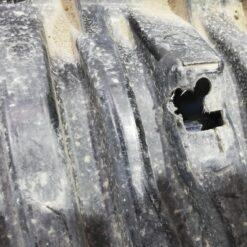 Пыльник бампера (защита) передний центр. Mercedes Benz GLK-Class X204 2008-2015 A2045201523 3