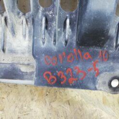 Пыльник бампера (защита) передний центр. Toyota Corolla E15 2006-2013 5261812020 6