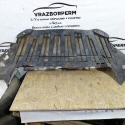Пыльник бампера (защита) передний центр. Ford Focus III 2011> bm51a8b384a 1