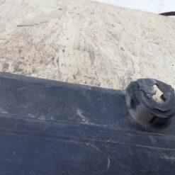 Пыльник бампера (защита) передний центр. Renault Clio III 2005-2012 01040185004 5