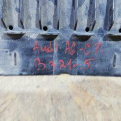 Пыльник бампера (защита) передний центр. Audi A6 [C7,4G] 2011> 4g0807611e 6