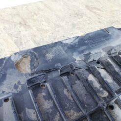 Пыльник бампера (защита) передний центр. Audi A6 [C7,4G] 2011> 4g0807611e 7