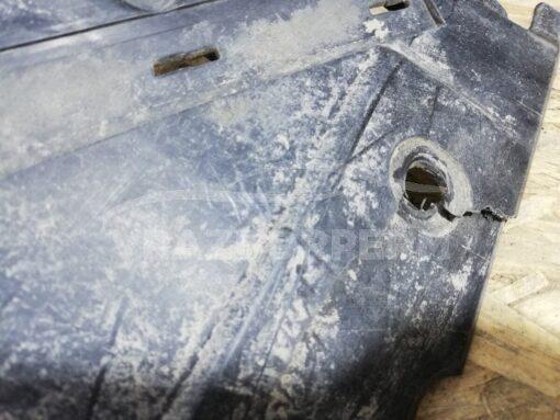 Пыльник бампера (защита) передний центр. Audi A6 [C7,4G] 2011>  4g0807611e