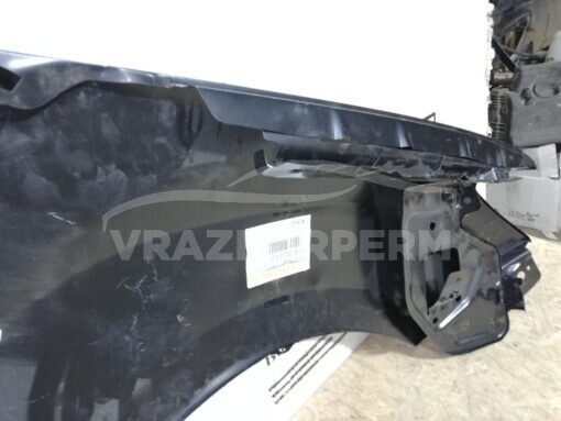 Крыло переднее левое Renault Logan II 2014>  stdc020162