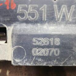 Пыльник бампера (защита) передний центр. Toyota Corolla E18 2013> 5261802070 5