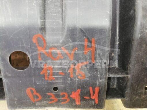 Пыльник бампера (защита) передний центр. Toyota RAV 4 2013-2016  5261842050