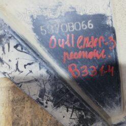 Пыльник бампера (защита) передний центр. Mitsubishi Outlander (GF) 2012> 5370b066 2