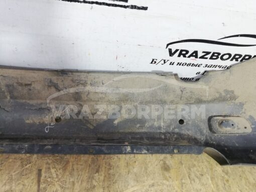Бампер задний VAZ Lada Kalina 2004-2013  11172804015