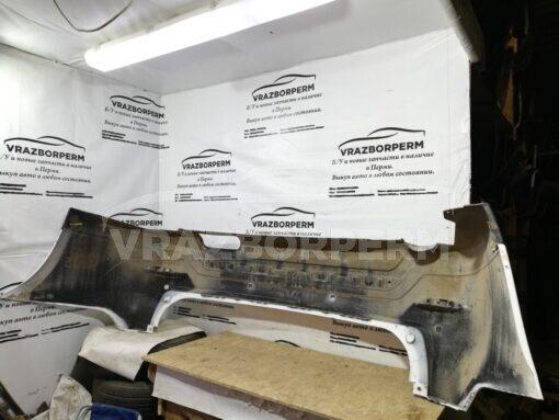 Бампер задний Nissan Pathfinder (R52) 2014>  850223kn0h