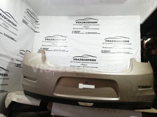 Бампер задний Chevrolet Malibu 2012-2016  20772535