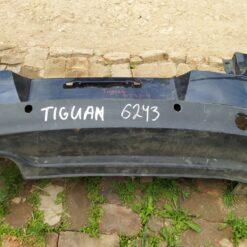 Бампер задний Volkswagen Tiguan 2011-2016  5NU807421
