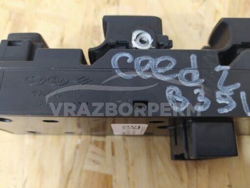 Блок управления стеклоподъемниками перед. лев. Kia Ceed 2012>  49d4901110