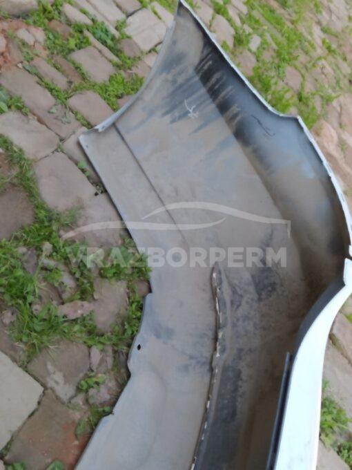 Бампер задний Volkswagen Polo (Sed RUS) 2011-2020  6RU807421D