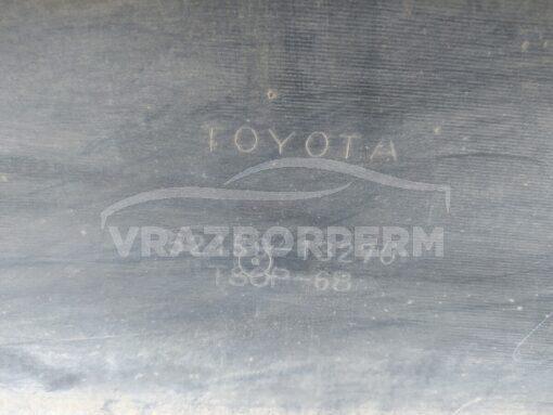 Бампер задний Toyota Corolla E12 2001-2007  5215913270