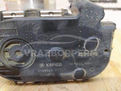 Заслонка дроссельная Kia Ceed 2012>  351002b180