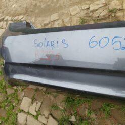 Бампер задний Hyundai Solaris 2010-2017 866114L000 2