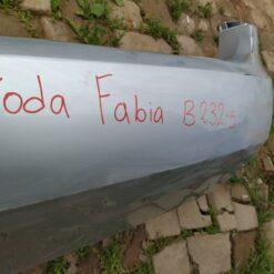 Бампер задний Skoda Fabia 2007-2015 5JU807421 2