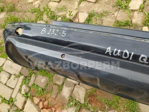 Спойлер бампера (юбка) задн. Audi Q7 [4L] 2005-2015  4l0807521