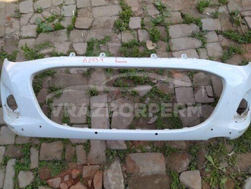 Бампер передний VAZ Lada Kalina 2 2013>  2192280301501