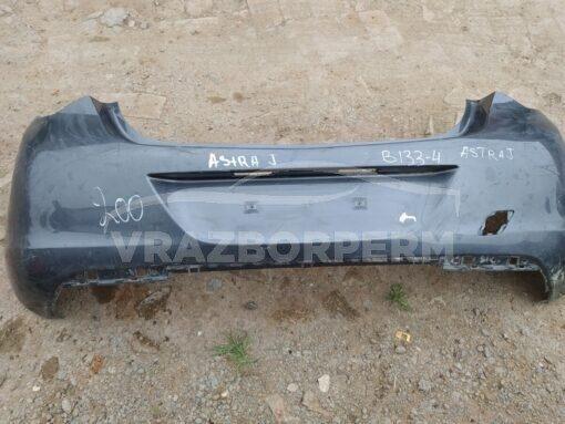 Бампер задний Opel Astra J 2010>  1400707