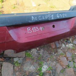 Бампер задний Renault Logan 2005-2014 6001546776 2