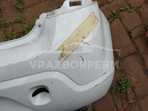 Бампер задний Renault Sandero 2009-2014  8200911898