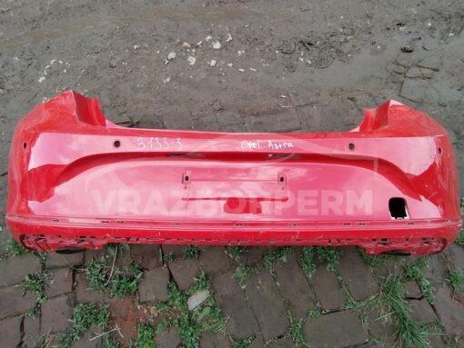 Бампер задний Opel Astra J 2010>  13368066
