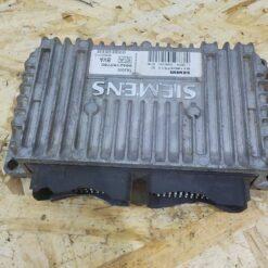 Блок управления АКПП Citroen C3 2002-2009  9650010680, 2529C5