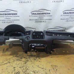Панель приборов (торпедо) Volkswagen Touareg 2010-2018 7P1857003GHR2 2