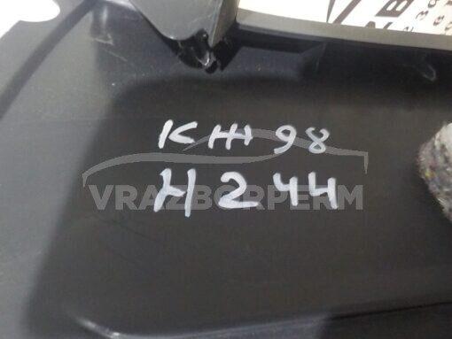 Консоль центральная Volkswagen Touareg 2010-2018  7p1863241b