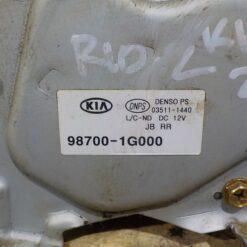 Моторчик стеклоочистителя заднего Kia RIO 2005-2011 987001G000 4