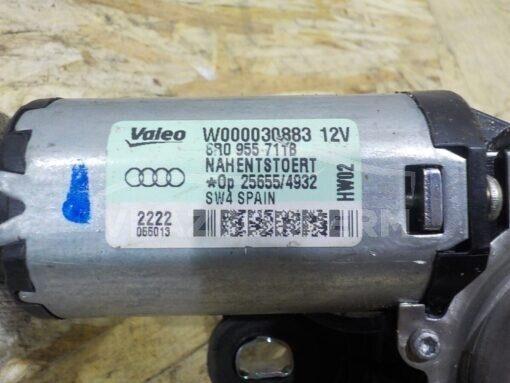Моторчик стеклоочистителя заднего Audi Q7 [4L] 2005-2015  8R0955711E
