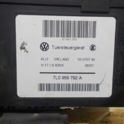 Моторчик стеклоподъемника перед. прав. Volkswagen Touareg 2002-2010 7L0959702G 4
