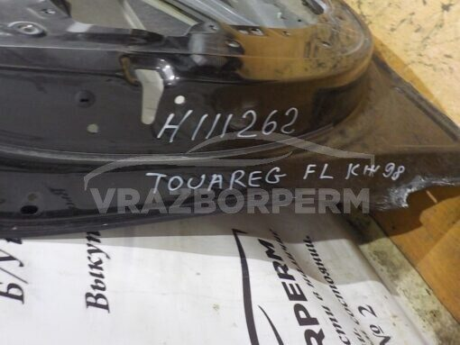 Дверь передняя левая Volkswagen Touareg 2010-2018  95853101100GRV