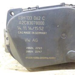 Заслонка дроссельная Volkswagen Touareg 2010-2018 03H133062C 1