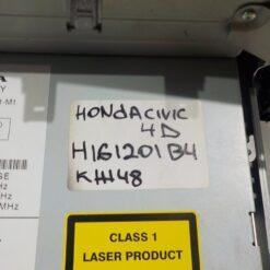 Магнитола Honda Civic 4D 2006-2012 39100SNAG22ZB 3
